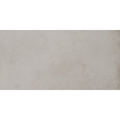 Capella 12 x 24 Porcelain Field Tile in Talc