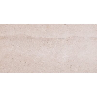 Coastal 12 x 24 Limestone Field Tile in Beige
