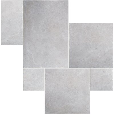 Versailles Manoir 17.3 x 26 Porcelain Field Tile in Beige