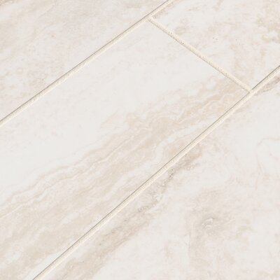 Pietra Bernini 4 x 18 Porcelain Field Tile in Beige