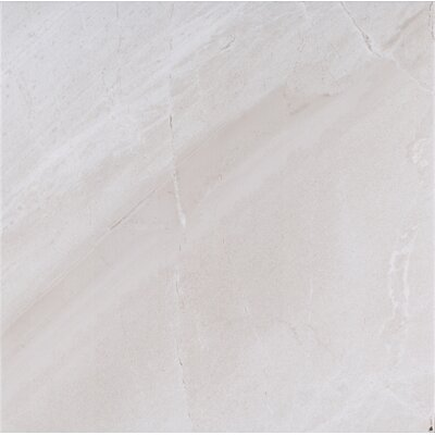 Adella 18 x 18 Porcelain Field Tile in Gray