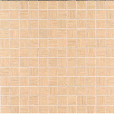 Focus 2 x 2 Porcelain Mosaic Tile in Beige
