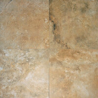 Durango 6 x 24 Honed Travertine Field Tile in Honed Beige