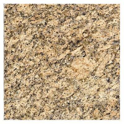 12 x 12 Granite Field Tile in Giallo Veneziano