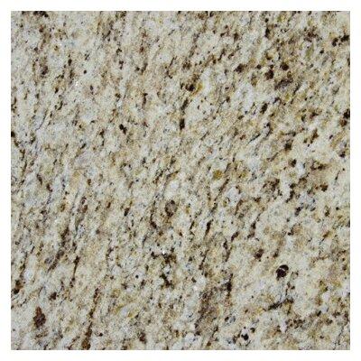 12 x 12 Granite Field Tile in Giallo Ornamental