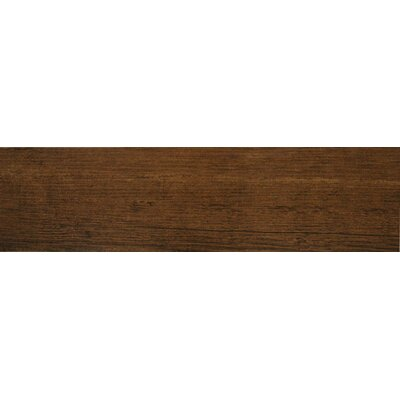 Sonoma Oak 6 x 24 Ceramic Wood Tile in Brown