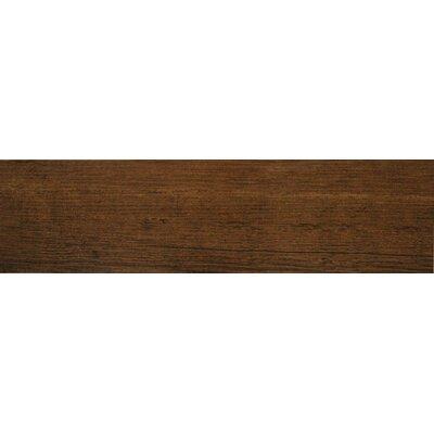 Sonoma Oak 6 x 24 Ceramic Wood Tile in Brown