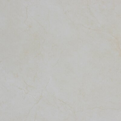 Pietra Crema 18 x 18 Porcelain Field Tile in Gray
