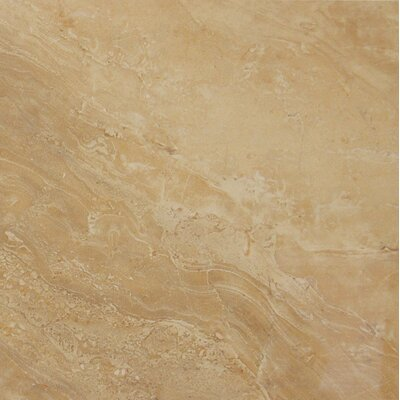 Pietra Royal 18 x 18 Porcelain Field Tile in Glazed