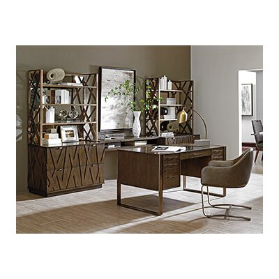Cross Effect Standard Desk Office Suite Product Photo 5674