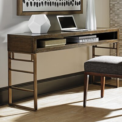 Cross Effect Console Table