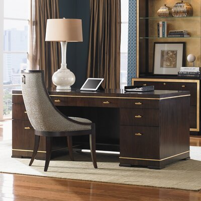 Pretty Executive Desk Product Photo