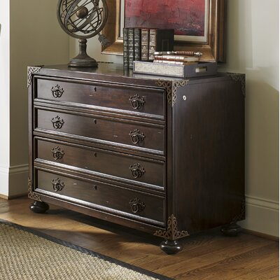Prestonwood Southall 4 Drawer Lingerie Chest
