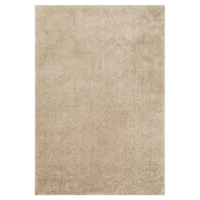 Cozy Hand-Tufted Sand Area Rug Rug Size: Rectangle 93 x 13