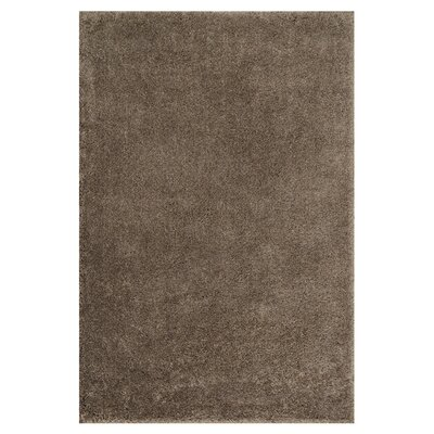 Keil Hand-Tufted Taupe Area Rug Rug Size: Rectangle 5 x 76