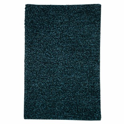 Caddigan Hand-Woven Ocean Area Rug Rug Size: Rectangle 76 x 96