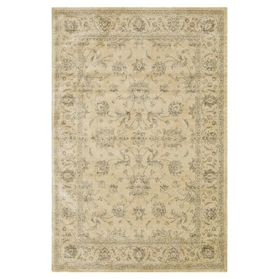 Keever Ivory Area Rug Rug Size: Rectangle 92 x 122