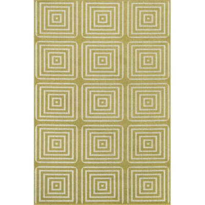 Danley Gold Area Rug Rug Size: Rectangle 23 x 39