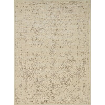 Journey Ivory/Mocha Area Rug Rug Size: Rectangle 12 x 15