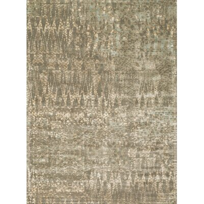 Journey Mocha Area Rug Rug Size: Rectangle 92 x 122