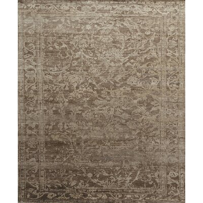 Mirage Hand-Knotted Pinecone Area Rug