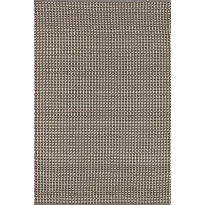 Kirchoff Hand-Woven Brick Indoor/Outdoor Area Rug Rug Size: Rectangle 5 x 76