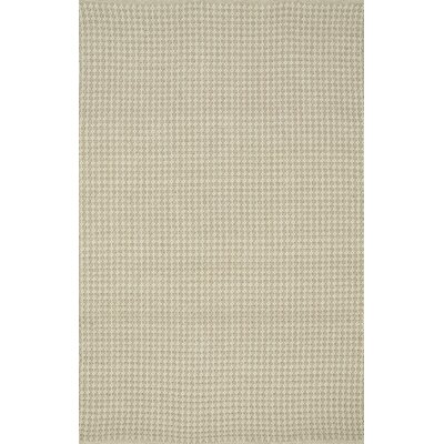Kirchoff Oatmeal Indoor/Outdoor Area Rug Rug Size: Rectangle 23 x 39