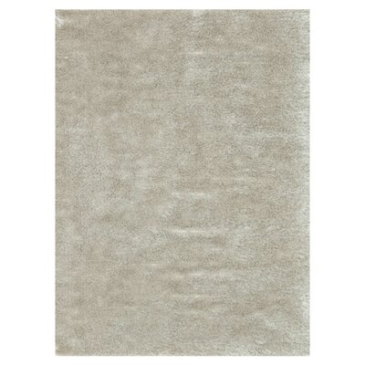 Kastner Hand-Woven Ivory Area Rug Rug Size: Rectangle 76 x 96