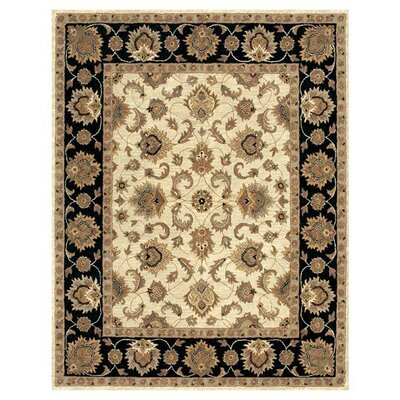 Maple Hand-Tufted Ivory Area Rug Rug Size: Runner 23 x 8