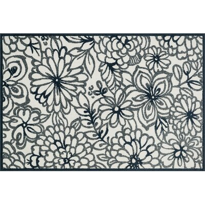 Vindas Gray Indoor/Outdoor Area Rug Rug Size: Rectangle 311 x 51