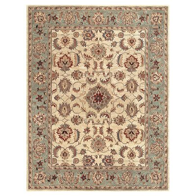 Maple Hand-Tufted Brown Area Rug Rug Size: 8 x 11