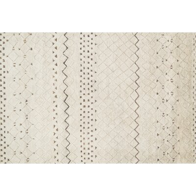 Paniagua Sand Area Rug Rug Size: Rectangle 56 x 86