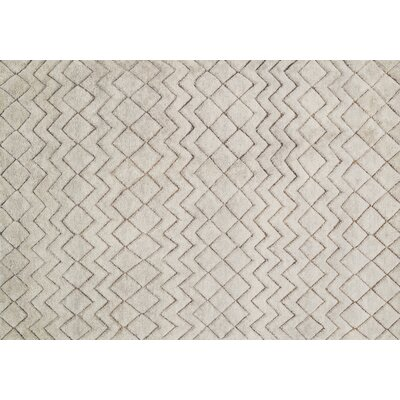 Tanzania Stone Area Rug Rug Size: Rectangle 56 x 86