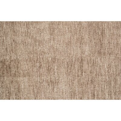 Serena Brown Area Rug Rug Size: Rectangle 4 x 6