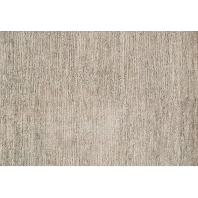 Kelch Beige Area Rug Rug Size: Rectangle 96 x 136