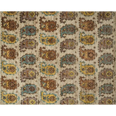 Xavier Sand Area Rug Rug Size: Rectangle 79 x 99