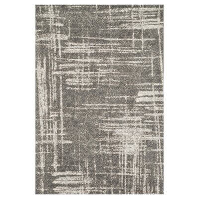 Wilde Iron Area Rug Rug Size: Rectangle 36 x 56