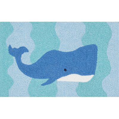 Angelou Blue Area Rug