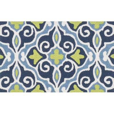 Angelou Blue/Green Area Rug