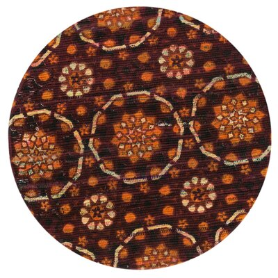 Aria Spice Area Rug Rug Size: Runner 19 x 5