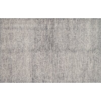 Serena Gray Area Rug Rug Size: Rectangle 86 x 116