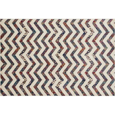 Zazueta Ivory Area Rug Rug Size: Rectangle 2 x 3