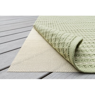 Outdoor Grip Rug Pad Rug Size: 4 x 6