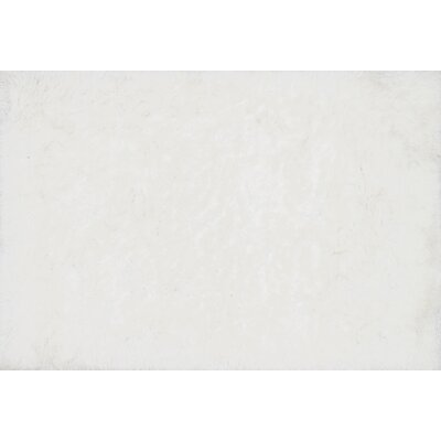 Siipola Shag Hand-Tufted Area Rug Rug Size: Rectangle 93 x 13