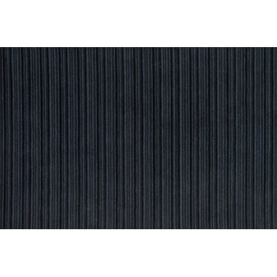 Rhodes Hand-Tufted Midnight Area Rug Rug Size: 36 x 56