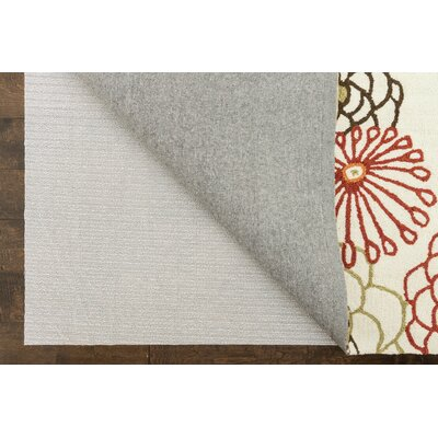 Lafrance Grip Rug Pad Rug Pad Size: Rectangle 10 x 14