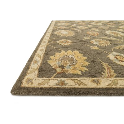 Walden Coffee/Beige Area Rug Rug Size: Rectangle 93 x 13