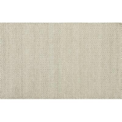 Harper Hand-Woven Beige Area Rug Rug Size: 93 x 13