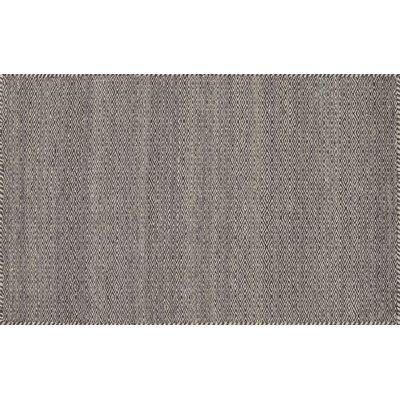 Quays Hand-Woven Plum Area Rug Rug Size: Rectangle 23 x 39