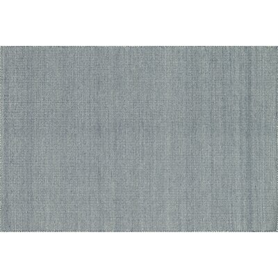 Quays Handmade Navy Area Rug Rug Size: Rectangle 5 x 76